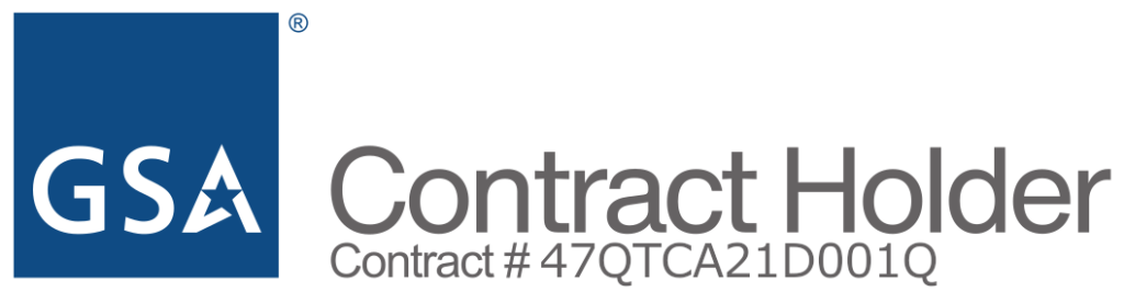 GSA Contract Holder Contract#47QTCA21D001Q